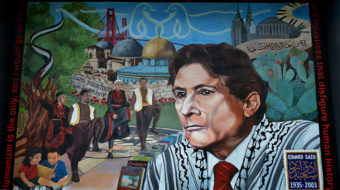 Edward Said: a voice for the voiceless
