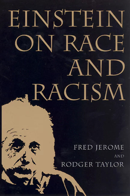 Einstein in the hood. BOOK REVIEW: Einstein on Race and Racism.