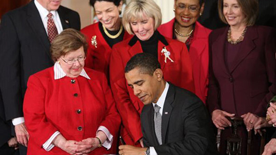 House passes two major working family bills: Fair Pay Act, Paycheck Fairness Act