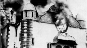 "Today in history: Kristallnacht, the Nazis' ""Night of Broken Glass"""