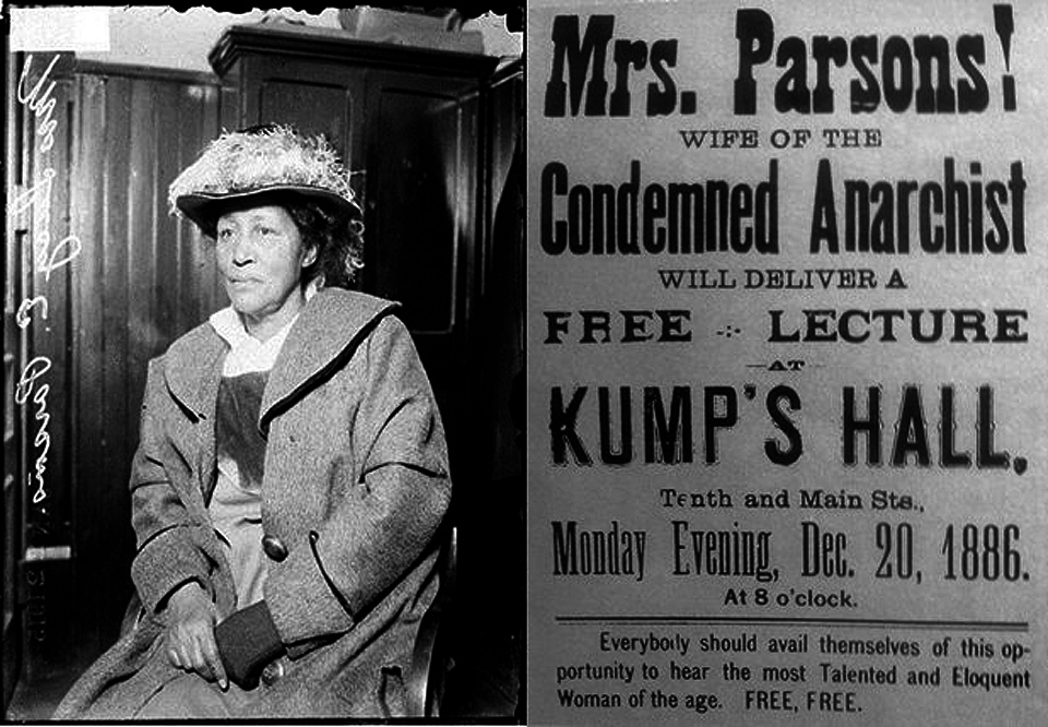 Remembering women's history: Lucy Parsons