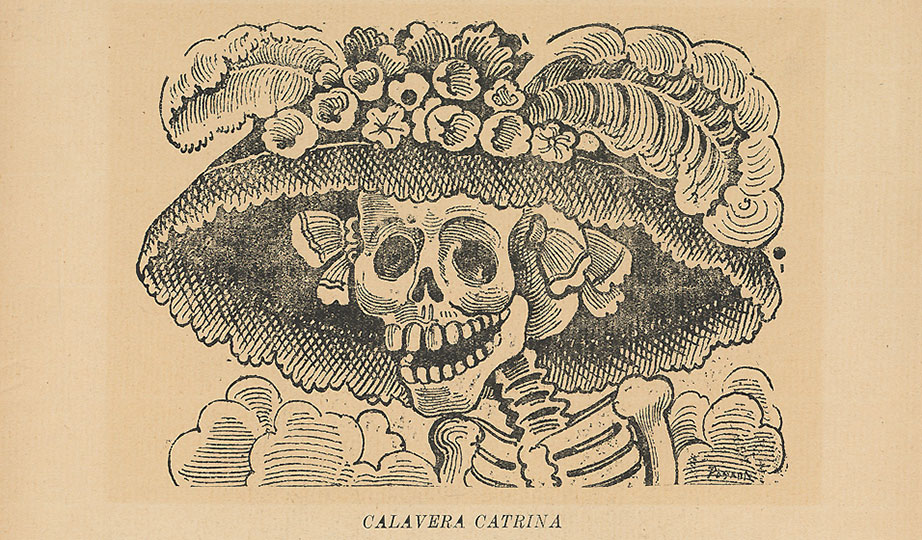 Skeletons as political art: A look at Day of the Dead artist Posada