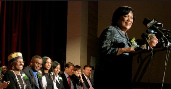 Toni Harp sworn in as mayor of New Haven