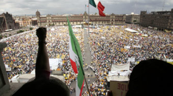 Demand rises for recount in Mexico