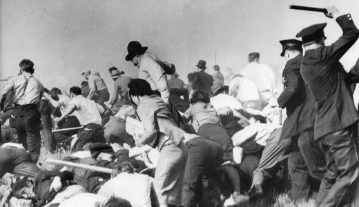 """""""Blood on Steel"""": Book remembers 1937 Steelworkers strike"""