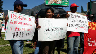 Cuban report to United Nations condemns U.S. blockade