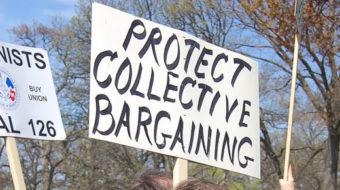 "Michigan attorney general: ""Collective bargaining initiative unconstitutional!"""