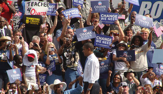 Obama, coalition politics, and the struggle for reforms