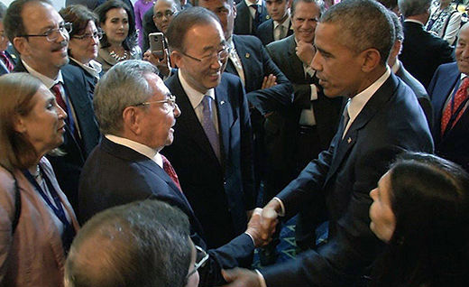 U.S. and Cuba come to table to talk mutual compensation