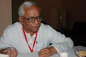 Blogging from India #7  Meet the Communist governor of West Bengal