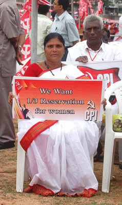 India decides on historic womens bill