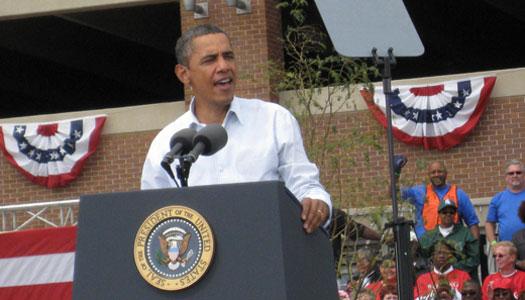 President Obama: Unions key to economic recovery