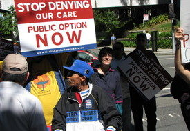 Californians to top insurer: Stop denying our care!