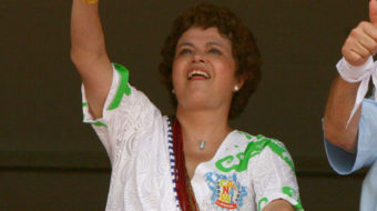 Former guerrilla becomes Brazil's first woman president