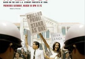 Walkout highlights Chicano history. MOVIE REVIEW