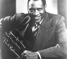 Paul Robeson: The tallest tree in our forest