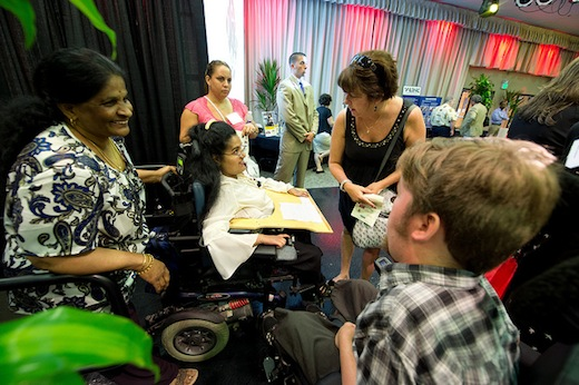 Today in labor history: Americans with Disabilities Act signed into law