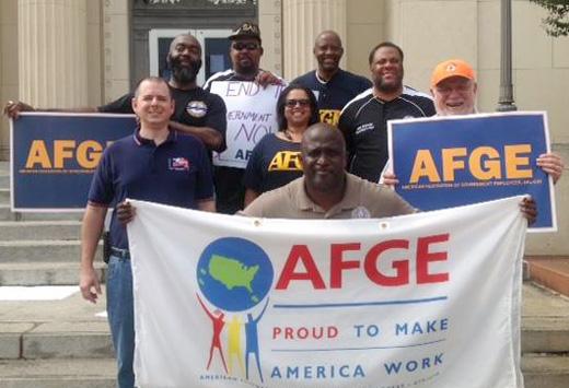 "AFGE: GOP senators want to ""Walmartize"" workforce"