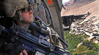 U-turn in Afghanistan