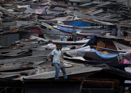Earthquake devastates already hard-hit Haiti