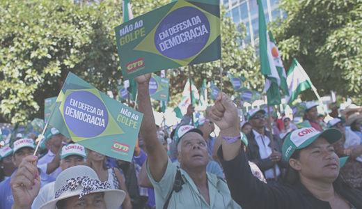 Brazilian Left pushing hard for referendum to stop rightward slide
