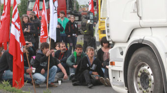 Workers bring France's transport and energy systems to near-standstill over new labor law