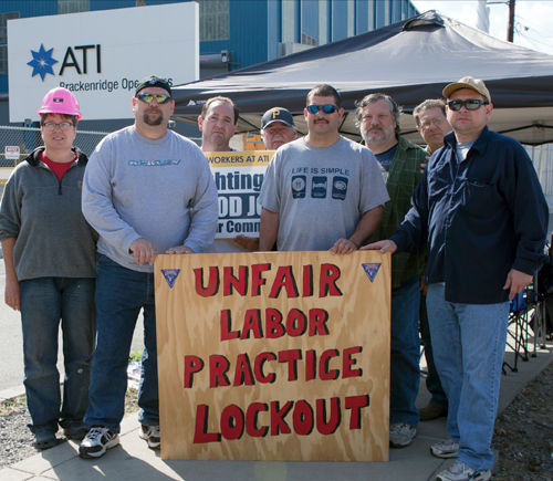 Pennsylvania's Uncle AL killed by ATI metals manufacturer