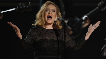 Grammys: prayer for Whitney, praise for Adele