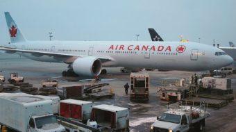 Air Canada flight attendant vote to strike