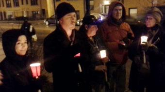 Sandy Hook vigils mourn victims, vow action