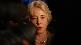 Houston inaugurates gay mayor, Annise Parker