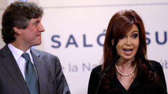 Argentina president Fernandez does well in primary elections