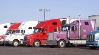 Arrow truck drivers abandoned by company but not by fellow drivers