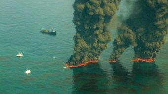BP oil rig disaster is big setback for Big Oil