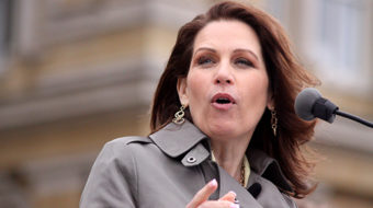 An introduction to Michele Bachmann