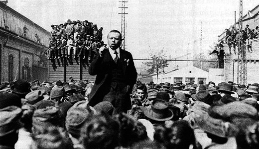 Today in labor history: Workers' rule crushed in Hungary