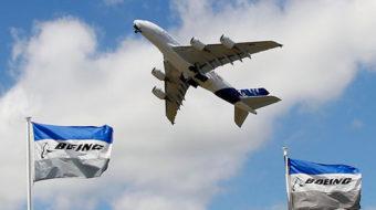 Judge backs labor board over Boeing