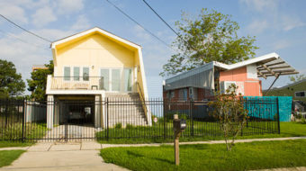 For New Orleans, Brad Pitt houses were not enough