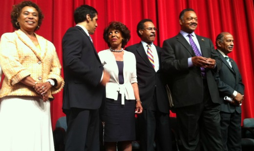 Thousands show up for Black Caucus jobs fair (video)