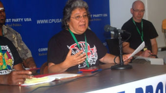 Highlights from CPUSA's 29th Convention, includes video