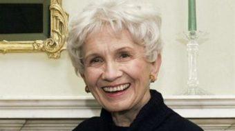 Alice Munro, Canadian writer, wins Nobel Prize in literature