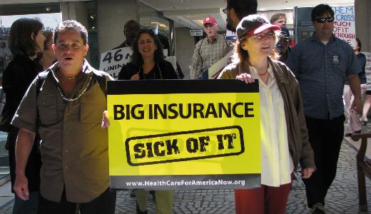 California takes lead in health care reform