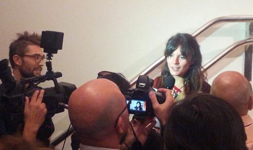 Chilean student leaders inspire U.S. activists