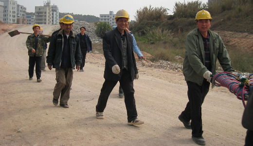 Message to my fellow workers: China-bashing is a bad idea