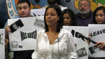 """Immigrant rights leaders demand accountability, not """"whitewash"""""""
