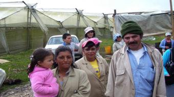 Colombian women workers strike for survival