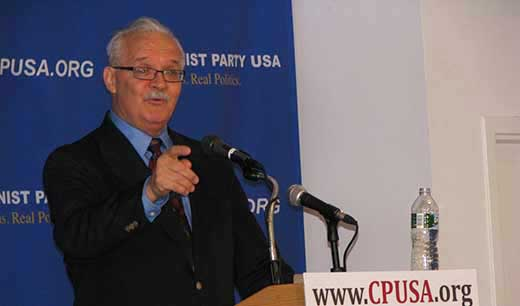 Communist Party convention opens in New York