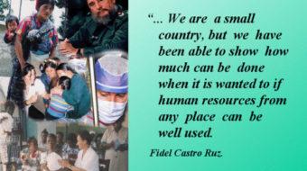 Stanford academics hit U.S. blockade on Cuba
