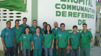 Cuban-trained American doctor helps save lives in Haiti