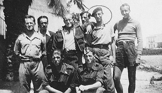 Delmer Berg, last of the Lincoln Brigade vets, dies at 100